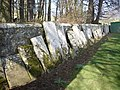 A 'ro'up' of old grave slabs - geograph.org.uk - 1238044.jpg
