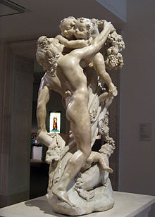 A Faun Teased by Children by Bernini.jpg