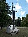 A II. világháború áldozatainak emlékműve (Nausch Géza), 2017 Tatabánya.jpg