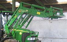 Traktorenlexikon john deere frontlader u wikibooks sammlung