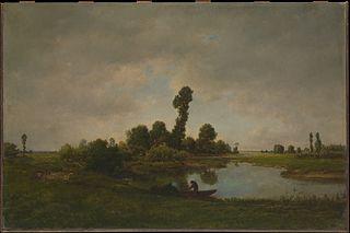 A River Landscape