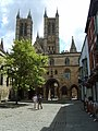 A View of Lincoln Cathedral - geograph.org.uk - 577136.jpg