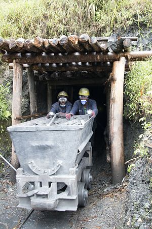 Tungsten - Tungsten mining in Rwanda forms an important part of the country's economy.