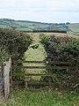 A little-used stile near Ashley - geograph.org.uk - 2651653.jpg