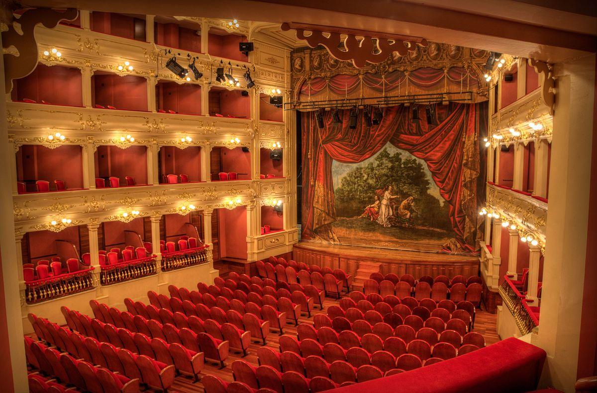 Night At Opera >> Teatro Principal de Mahón - Wikipedia, la enciclopedia libre