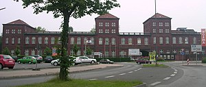 Rothe Erde - Former administrative building of the steelworks