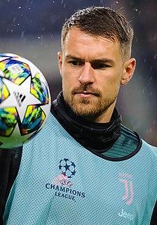 Aaron Ramsey Welsh footballer