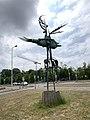 Aart van den IJssel, Mechanisch Insect, 1969 01.jpg