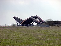 Abandoned Tropospheric Scatter Dishes - geograph.org.uk - 150323.jpg