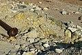 Abandoned sulfur mines, Milos, sulfur residues, 153065.jpg