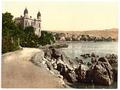 Abbazia, the Strand Promenade, Istria, Austro-Hungary-LCCN2002710915.tif