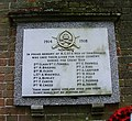 Abbotts Ann - War Memorial - geograph.org.uk - 657640.jpg