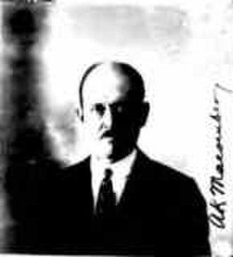 A. Kingsley Macomber - Image: Abraham Kingsley 'King' Macomber