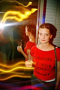 Actress Constanze Priester with Heidegger-T-Shirt.jpg
