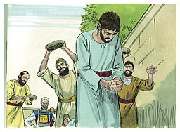 Acts of the Apostles Chapter 7-2 (Bible Illustrations by Sweet Media)