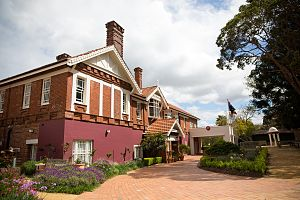 Australian Catholic University - ACU campus in North Sydney, New South Wales