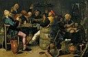 Adriaen Brouwer - Peasant feast.JPG