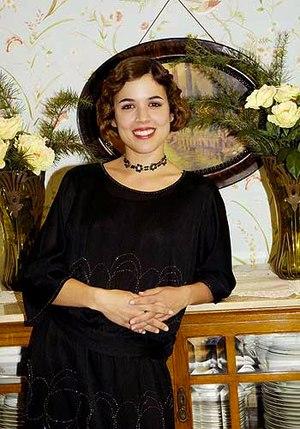 Schauspieler Adriana Ugarte