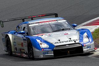 Hironobu Yasuda Japanese racing driver