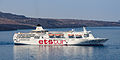 Aegean Paradise cruise ship - Santorini - Greece - 01.jpg