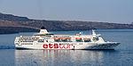 Aegean Paradise cruise ship - Santorini - Greece - 01.jpg