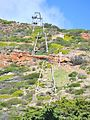 Aerial Ropeway - 1904 to late 1930's. Simon's Town 05.JPG