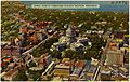 Aerial view of Downtown Madison, Madison, Wisconsin (63076).jpg