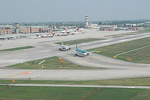 Aeroporto di Venezia-Tessera (Marco Polo International Airport)
