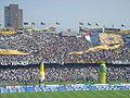 Afición Puma en el estadio Olímpico.jpg