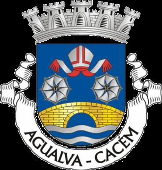 Agualva-Cacém - Image: Agualva Cacem