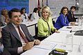Aguirre y González en el Comité Ejecutivo del PP de Madrid.jpg