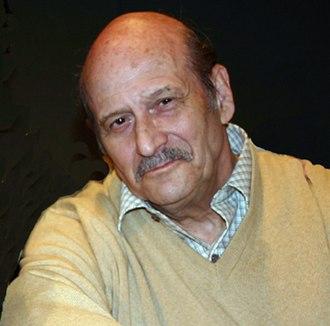 Agustín González - Agustín González in September 2004