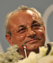 Wikipedia: Ahmed Demir Dogan at Wikipedia: 220px-Ahmed_Dogan_2009_election_night