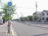 Aichi Pref r-103 Kaniehonmachi.JPG