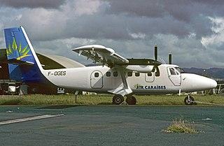 Air Caraïbes Flight 1501 2001 aviation incident