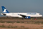 Airbus A320-232, Livingston Airlines JP7681876.jpg