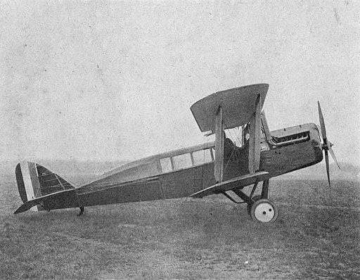 Airco DH.16 L'Année Aéronautique 1919-1920