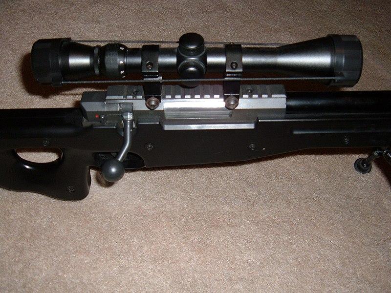 vendre l 96 sniper. Black Bedroom Furniture Sets. Home Design Ideas