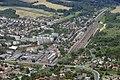 Ajka vasútállomása a levegőből fényképezve.jpg