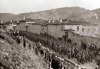 International Gendarmerie police force of the Principality of Albania (1913-1914)