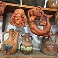 Albanian souvenirs in Kruja Bazaar.jpg