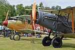 Albatros and Brisfit. Old Warden 18-7-2015 (20635229936).jpg