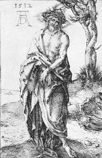 Scapegoating - Schmerzensmann, Albrecht Dürer
