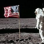 Lądowanie Apollo na Księżycu