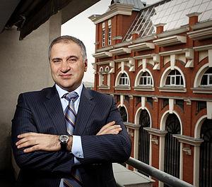 Alexander Nesis - Image: Alexander Nesis