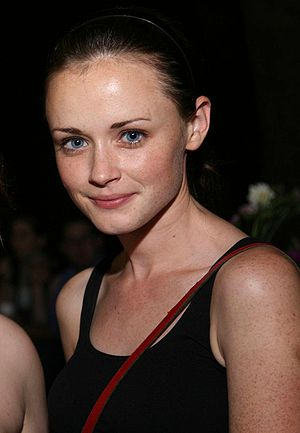 Alexis Bledel - Bledel in June 2008