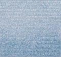 Alfons Buergler Koerperschriften 2 (2008) Acryl auf Leinwand 180cmx180cm by Georg Sidler..jpg
