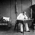 Alfred Dreyfus in captivity on Devil's Island 1898.jpg