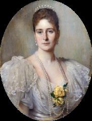 Alexandra Feodorovna, Tsarina of Russia (1872-1918)