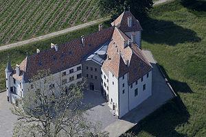 Allaman Castle - Image: Allaman 2012